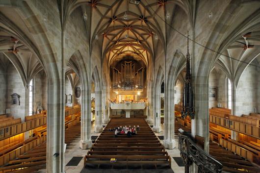 Stiftskirche Tübingen