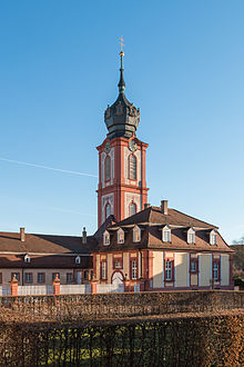 Hofkirche Bruchsal