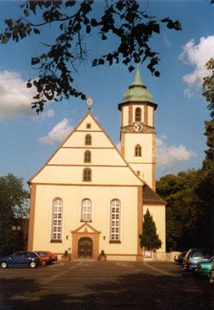 Ev. Kirche Trossingen